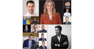 Lista parlamentarilor de Timis. Un pilot de supersonice, un fost premier si un controlor de trafic la Londra ajung in premiera in forul legislativ al Romaniei