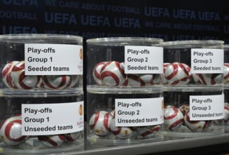 Lista posibililor adversari ai echipelor romanesti in cupele europene