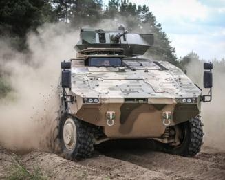 Lituania si-a facut un oras de carton pentru antrenamentele militarilor, de frica Rusiei