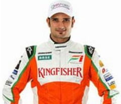 Liuzzi, inlocuitorul lui Fisichela la Force India