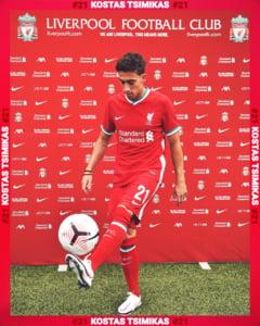 Liverpool a transferat un jucator de la Olympiacos Pireu