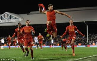 Liverpool intra in lupta pentru titlu in Premier League