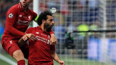 Liverpool invinge Tottenham si castiga finala Ligii Campionilor