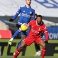 Liverpool nu-si revine. Echipa lui Klopp a condus cu 1-0, dar a suferit o noua infrangere