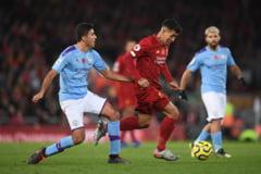 Liverpool o invinge pe Manchester City si se indreapta spre un titlu atat de visat