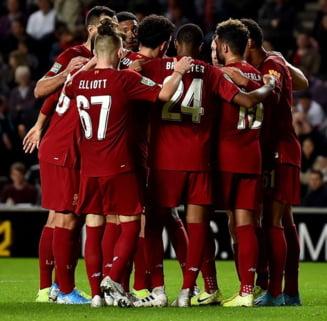 Liverpool risca sa fie exclusa din Cupa Ligii: Greseala incredibila comisa de campioana Europei