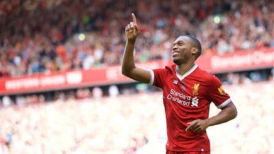 Liverpool s-a distrat cu Arsenal in marele derbi al zilei din Premier League