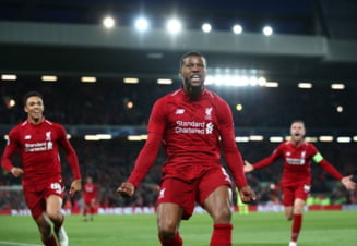 Liverpool se califica in finala Champions League dupa o victorie de poveste cu Barcelona