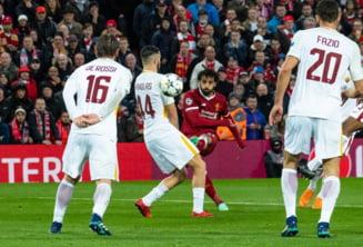 Liverpool se califica in finala Ligii Campionilor dupa un meci spectaculos la Roma in care a fost invinsa