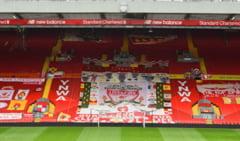 Liverpool va primi trofeul Premier League in cadrul unei ceremonii la stadion, dupa meciul de acasa cu Chelsea