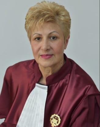 Livia Stanciu a facut opinie separata in CCR: Nu exista conflict DNA-Guvern, imixtiunea Ministerului Public nu poate fi stabilita