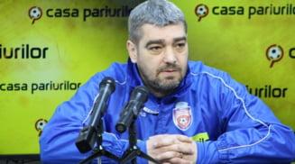 """Liviu Ciobotariu: """"Suntem intr-o perioada dificila. Nu mai avem incredere in noi, nu mai avem personalitate, jucam cu frana de mana trasa"""""""