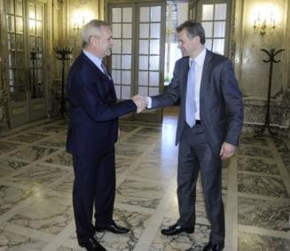 Liviu Dragnea, tete-a-tete cu directorul FMI pentru Europa: Ce subiecte au fost abordate