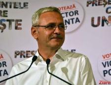 Liviu Dragnea: Cer rabdare sa numaram voturile (Video)