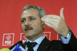 Liviu Dragnea: Geoana si-a batut joc de PSD, a ratat o uriasa sansa sa taca