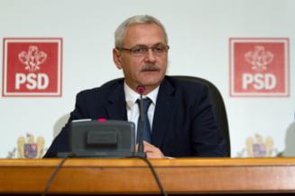 Liviu Dragnea: Ma gandesc serios sa depun plangere penala impotriva lui Liiceanu