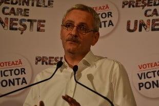 Liviu Dragnea: Ponta este peste tinta propusa. Macovei si Udrea, scoruri jenante (Video)