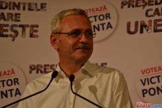 Liviu Dragnea, ales presedinte al PSD: 10.000 de pesedisti au votat impotriva lui