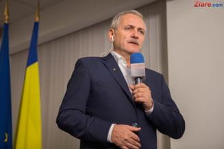 Liviu Dragnea, dupa ce Iohannis a spus ca desemneaza premierul dupa Craciun: Fiecare in ritmul lui