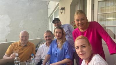 """Liviu Dragnea, primul """"chef"""" în libertate. Cu cine a petrecut fostul lider PSD VIDEO"""