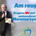 Liviu Dragnea a ramas fara titlul onorific de Ambasador al turismului Maramuresean
