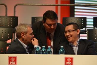 Liviu Dragnea cere audierea lui Victor Ponta in dosarul referendumului