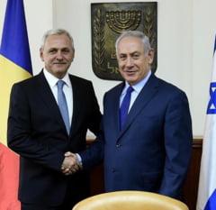 Liviu Dragnea pierde un aliat important. Benjamin Netanyahu, la final. Efecte politice in Romania