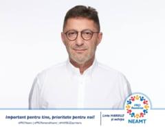 "Liviu Harbuz (Pro Romania) demisioneaza din Consiliul Local Piatra Neamt: ""Inalta Curte m-a declarat incompatibil"""