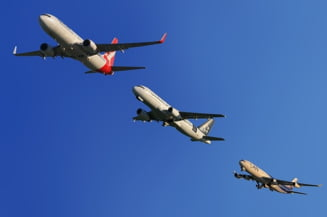 Livrarile de avioane ale Boeing au scazut cu 60% in 2020, fata de anul precedent