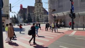 Localitati din judetul Cluj, unde rata de infectare a depasit 2 la mie