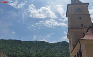 Locatarii unui bloc din Brasov au fost evacuati, deoarece cladirea risca sa se prabuseasca