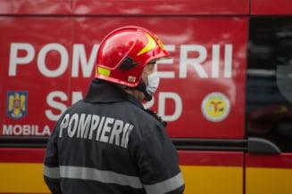 FOTO-VIDEO: Incendiu violent la un centru comercial din ...  |Incendiu Iasi