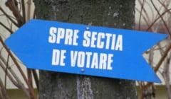 Locatii neobisnuite pentru sectii de vot: teatru, politie, agentii fiscale, hoteluri