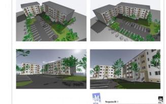 Locuinte sociale. 48 de apartamente vor fi construite in cartierul Bora