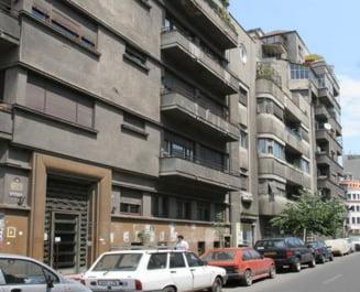 Locuintele vechi din Bucuresti s-au ieftinit