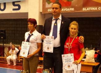 Locul I pentru ACS Scorpion Karate Do Slatina la Cupa Romaniei