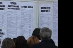Locuri de munca vacante putine in Alba. AJOFM anunta doar 72 de posturi pentru someri