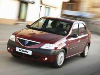 Loganul, cea mai vanduta masina si in Bulgaria