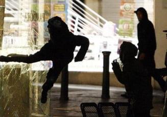 Londra, in flacari: Britanicii s-au suparat pe BBC