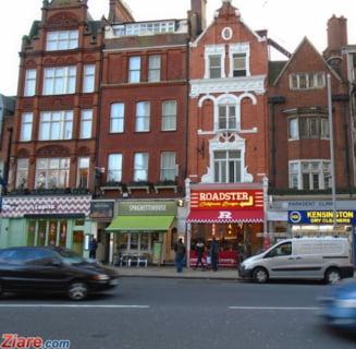 Londra introduce o taxa pentru accesul masinilor poluante in centrul orasului