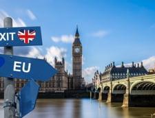 """Londra si Bruxelles-ul convin sa lucreze """"intens"""" la un acord comercial post-Brexit"""