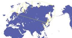 Londra si Tokio - cand fibra optica uneste doua natiuni