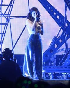 Lorde s-a alaturat boicotului cultural impus Israelului: a anulat concertul de la Tel Aviv