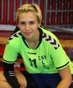 Lorena Ostase, selectionata in Lotul A al Romaniei
