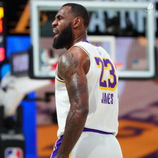 Los Angeles Lakers, prima data in finala Conferintei Vest a NBA dupa zece ani