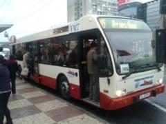 Lot nou de autobuze second-hand pe strazile Galatiului