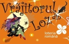 """Loteria Romana lanseaza noi produse: """"Vrajitorul din Loz"""" si """"Loteria Craciunului"""""""