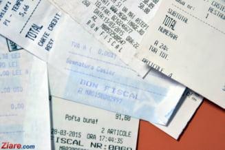 Loteria bonurilor fiscale: Afla care e bonul castigator de Paste