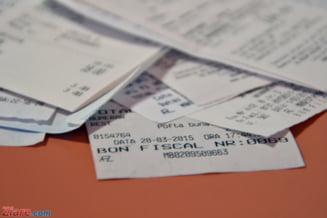 Loteria bonurilor fiscale: Care e bonul castigator din octombrie