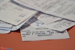 Loteria bonurilor fiscale: Duminica are loc prima extragere din acest an